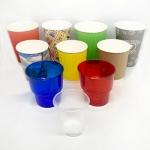 Стакани, кришки, чашки одноразові