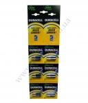 DURACELL Basic AAА батарейки алкалиновые 1.5V LR03 12шт(6*2шт) о