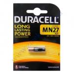 DURAСELL мини-мини батарейка алкалиновая 12V MN27 1шт Бельгия