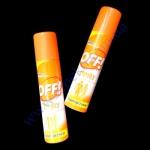 ОFF аэрозоль от комаров