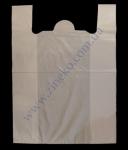 Пакеты 40+18х60см 25мкр Белые 50шт