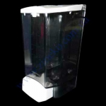 Дозатор DJ0010F Medigel жидкого мыла (1,1л) прозрачно-черный