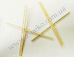 Шпажка двойная для шашлыка 18см 250шт бамбук
