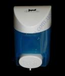 Дозатор для жидкого мыла (800мл) голубой SD 800