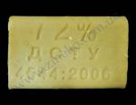 Мыло хозяйственное (96я) коричневое 72% 200г Запорожье