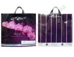Пакет петля 45*43+3см/100 Орхидея фиолет 25шт