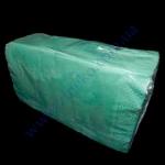 Салфетки 33х33 Z-BEST 200шт 2сл. зеленые