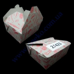 Ланч-бокс 170/65 из картона 17*13*6,5см 160шт