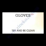 Перчатки РЕ Gloves-PRO Укр в карт. коробке р.L 500шт