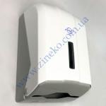 Держатель К.6-Z для листовой туалетной бумаги белый