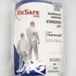 Комбінезон захисний BeSafe Standard (р.ХL) (Без ПДВ)