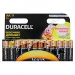 DURACELL Basic AA батарейки алк. 1.5V LR6 12шт Бельгия