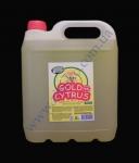 GOLD Cytrus жидкость д/посуды 5л Желтый