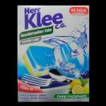 КLEE таблетки 70шт д/посудомоечных машин
