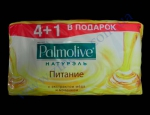Мыло PALMOLIVE молоко+мед 5*70г