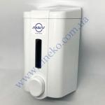 Дозатор ZP84181 для жидкого мыла (1000мл) прозрачный