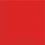 Салфетки (макси-пак) Марго 24*24 3-х слойные 500шт красные