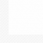 Салфетки 33х33 Марго 3-х слойные белые