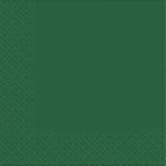 Салфетки 33х33 Марго зелёные