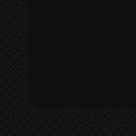 Салфетки 33х33 Марго черные