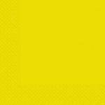 Салфетки 33х33 новая Марго 50шт 2сл желтые