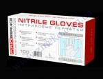 Перчатки (нитрил) PRO-1100 р.L 100шт