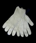 Перчатки DOLONI-4770 белые полиэстер 13класс