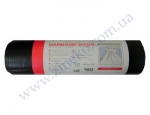Мешки для мусора PRO-16202070,-71 черные 160л 10шт 25мк ЛД