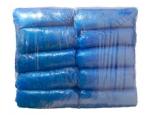 Бахилы синие перфорированные 50 пар (20 упаковок в ящике)