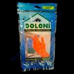 Перчатки DOLONI хозяйственные размер L-9 пара (12з)