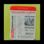 Губки-салфетки PRO-19300200 16х16см 10шт (Аккорд)