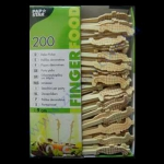 Шпажка шашлычная 9см 200шт (морс конёк) бамбук PS-16774
