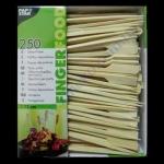 Шпажка шашлычная 12,5см 250шт бамбук PS-16730
