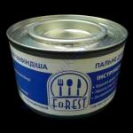 Топливо для Чафиндиш - свечка 200г (24/ящ)