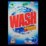 Стиральный порошок WASH автомат море, морозная свежесть 450г Укр