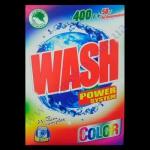 Стиральный порошок WASH автомат колор 450г Укр