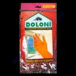 Перчатки DOLONI хозяйственные р.ХL-10 пара (12з) арт 4563