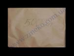 Упаковка бумаги пергам. бел. 60*40см 500шт силикон. д/выпечки