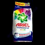 Стиральный порошок ARIEL Expert Color 15кг-мешок автомат с энзим