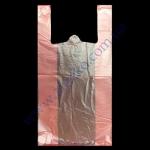 Пакеты майка (43) усиленные 23+12х43см 100шт