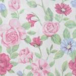 Салфетки 24х24см 3сл. 20шт рожеві квіти Марго