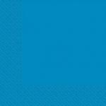 Салфетки 33х33 новые Марго 200шт 2сл голубые