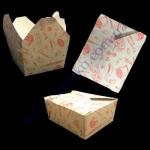 Ланч-бокс 170/65 из картона 17*13*6,5см 100шт