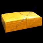 Салфетки 33х33 нов Марго 200шт 2сл. желтые