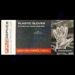 Перчатки РЕ PRO-17500200 в карт. коробке р.М,L 500шт
