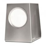Держатель для салфеток на стол 57100800(12,3*12,3*16,2см) серебр