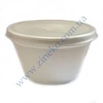 Емкость суповая d=11см h6.5 2уп*25шт(300мл)+крышка ПП-115Н-50шт