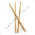 Трубочки Бумажные крафт 19,5 см 25шт прямые