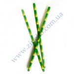 Трубочки Бумажные бамбук 19,5 см 25шт прямые