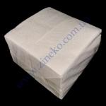 Салфетки Premium Papero 33х33 белые 1сл. 1/8 150шт ЛКПК-NL014